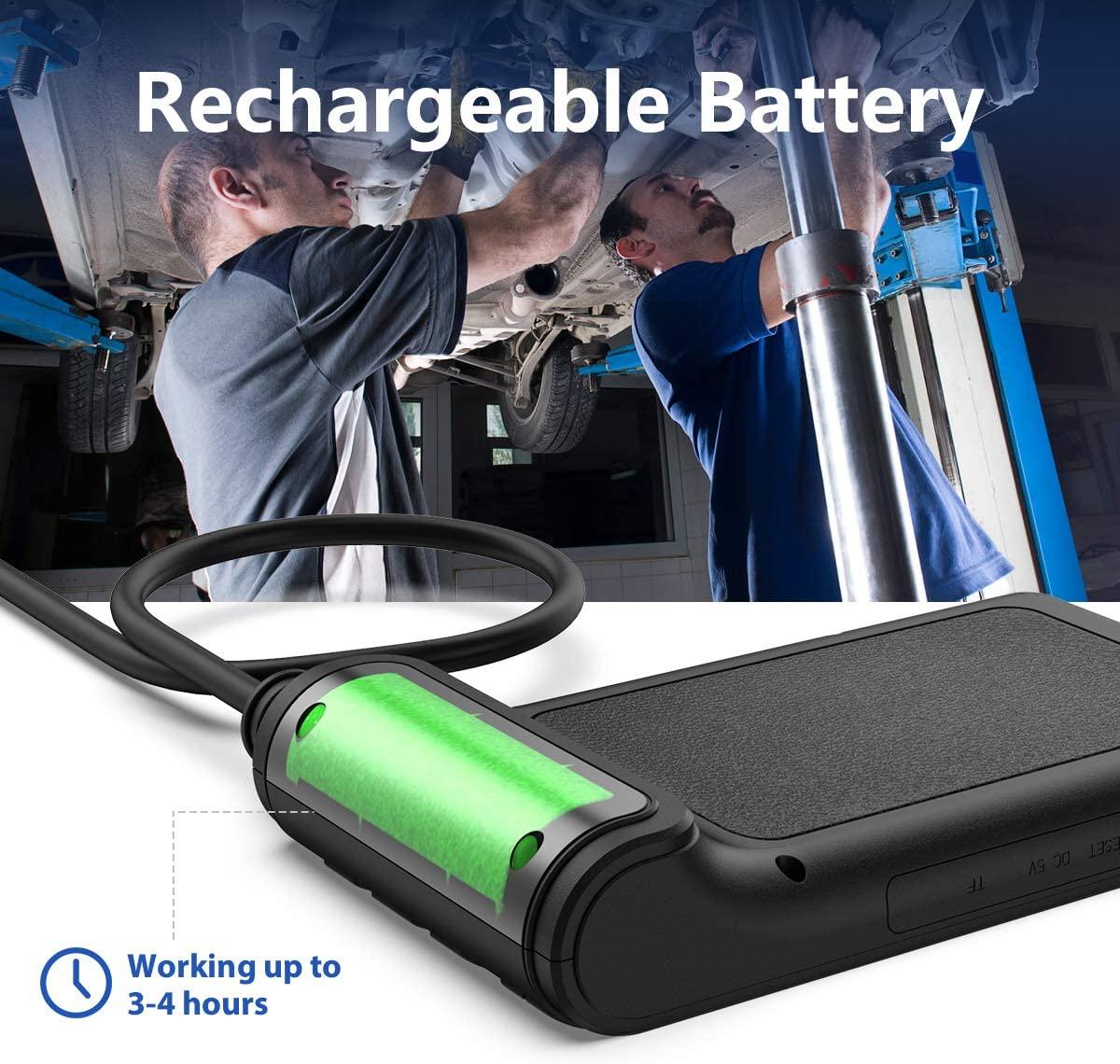 Borescope-Battery